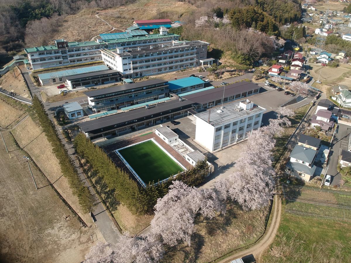 川俣高等学校